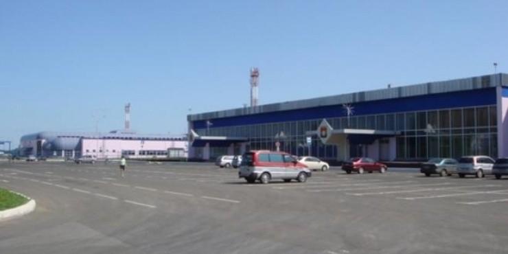Аэропорт Кемерово (Airport Kemerovo), Россия