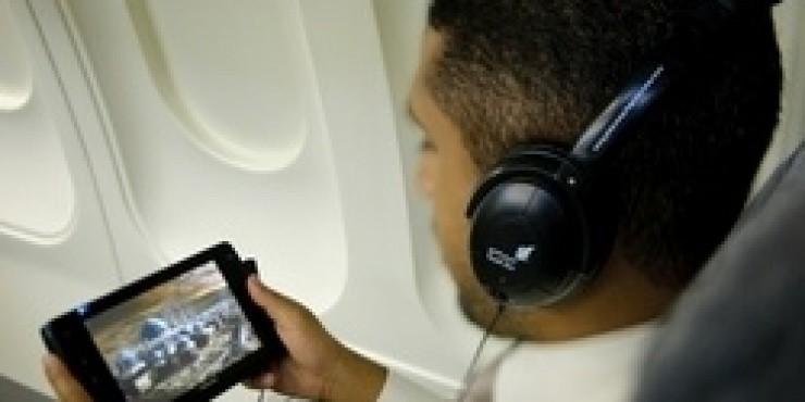 Аэрофлот заменил систему развлечений в самолетах
