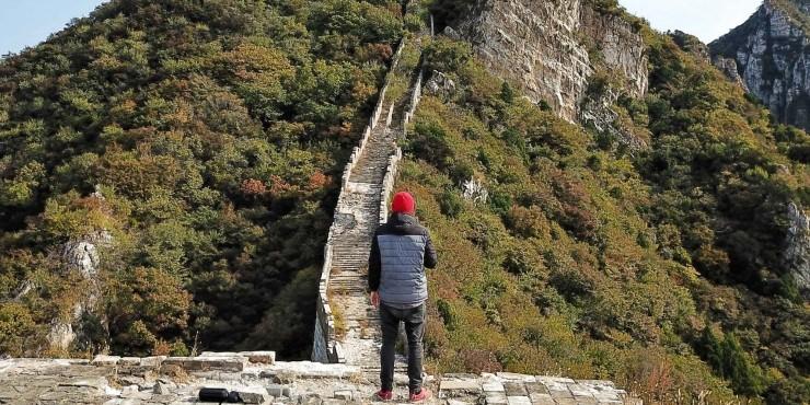 Ночь на Великой Китайской стене