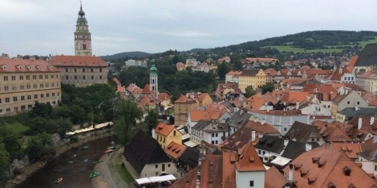 Город, застывший в Средневековье