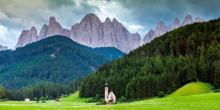 Фотоэкспедиция с Mishka.Travel в Доломитовые Альпы (06 октября – 13 октября)