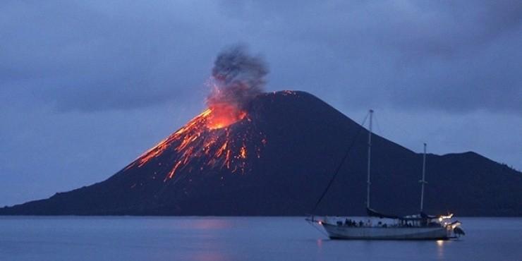 10 самых активных вулканов