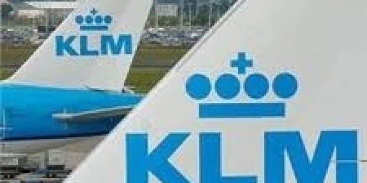 Распродажа KLM в Европу