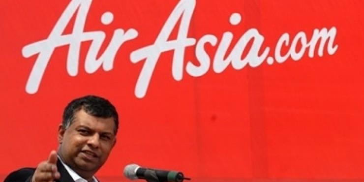 Распродажа AirAsia