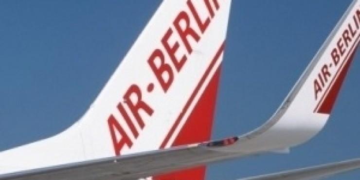 Распродажа у AirBerlin на летние даты