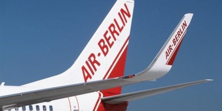 Распродажа Air Berlin