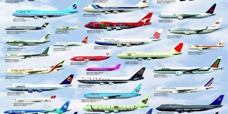 Стоимость авиабилетов упала на 40 процентов за 25 лет