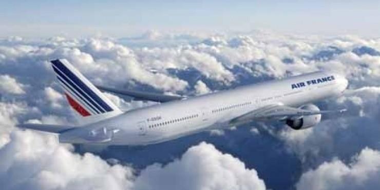 Новое направление Air France - Марсель - Москва