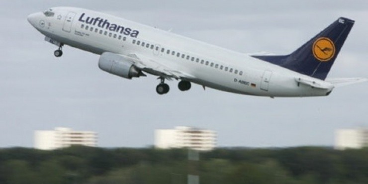 Распродажа Lufthansa на Ближний Восток