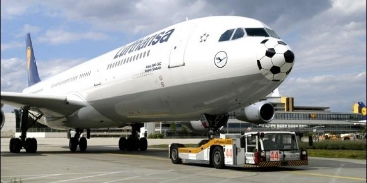 Lufthansa повышает цены на билеты с 1 августа