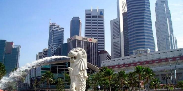 Безвизовый транзит через Сингапур