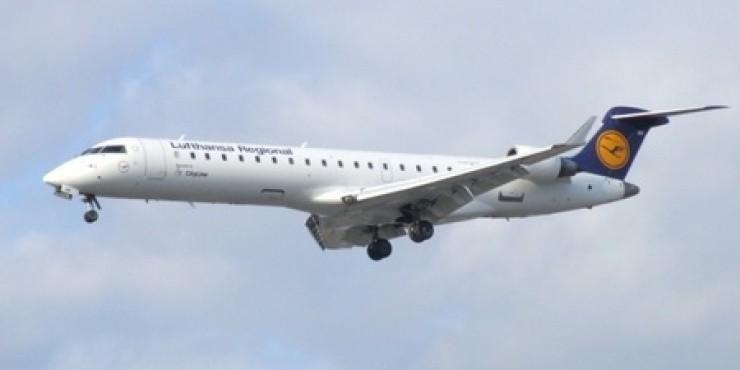Распродажа Lufthansa в Германию и Европу