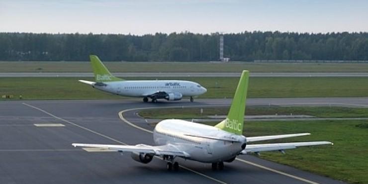 Распродажа AirBaltic в Афины, Белград и Ниццу