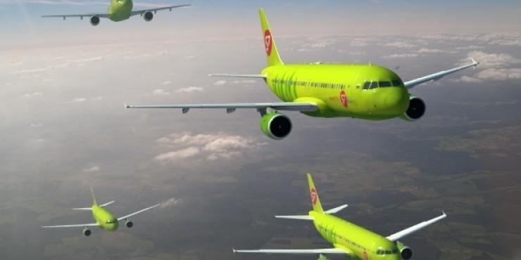 Распродажа S7 Airlines в Азию