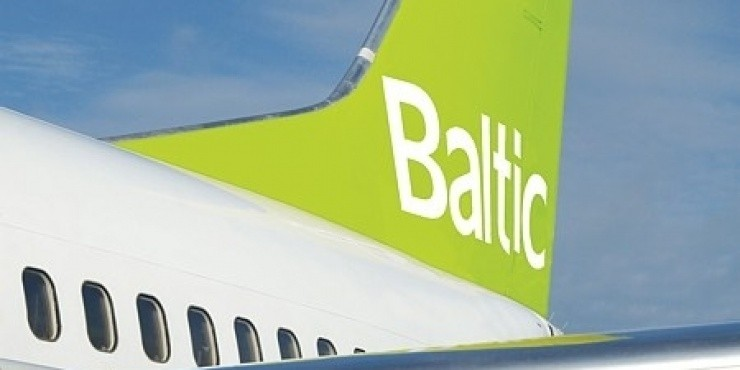 Распродажа AirBaltic в Лондон, Дюссельдорф и Цюрих