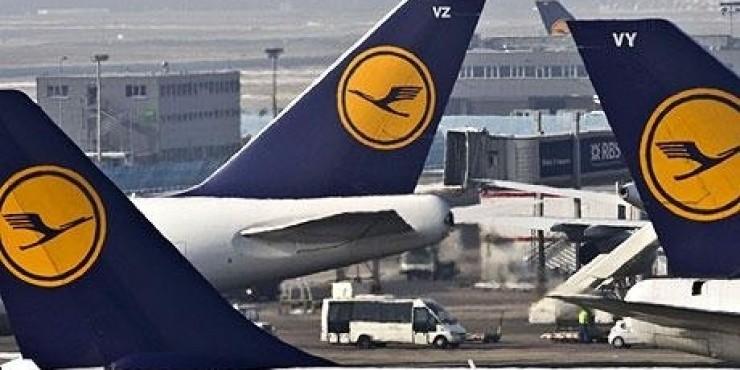 Распродажа Lufthansa по всему миру