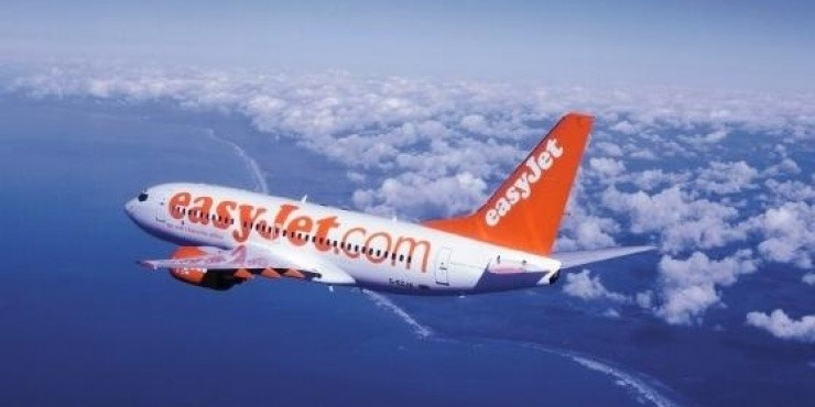 Скидка 22 евро на рейсы EasyJet