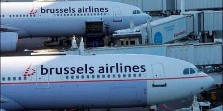 Скидка 30 процентов на авиабилеты Brussels Airlines