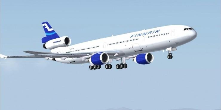Распродажа Finnair по всему миру