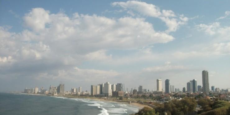 Выходные в Тель-Авиве