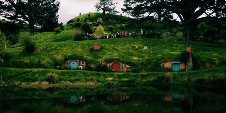 Новая Зеландия. Туда и обратно