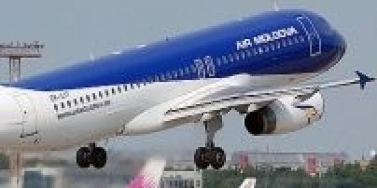 Распродажа Air Moldova на лето