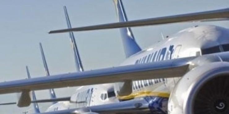 Ryanair может открыть рейсы в Донецк и Львов