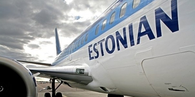 Estonian Air: низкие тарифы в Европу - от 88 евро туда-обратно