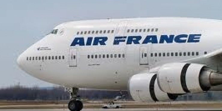 AirFrance делает распродажу в города Европы