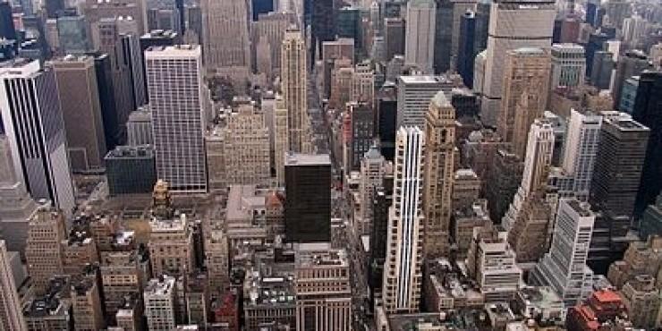 Распродажа Аэрофлота в Нью-Йорк