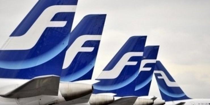 Распродажа Finnair в Азию