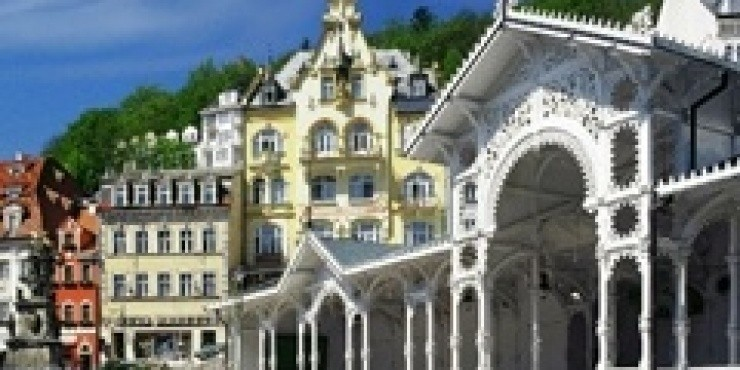 Термальные курорты Чехии