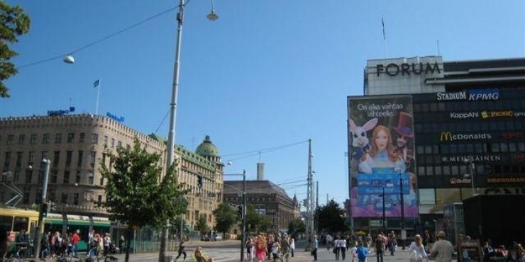 Распродажа AirBaltic в Хельсинки и Вильнюс