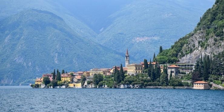 Северная Италия: Гарда, Маджоре и Комо