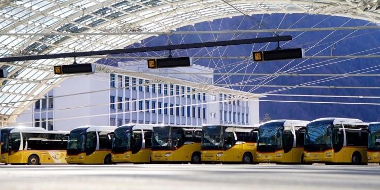 Автобусный европейский обзор
