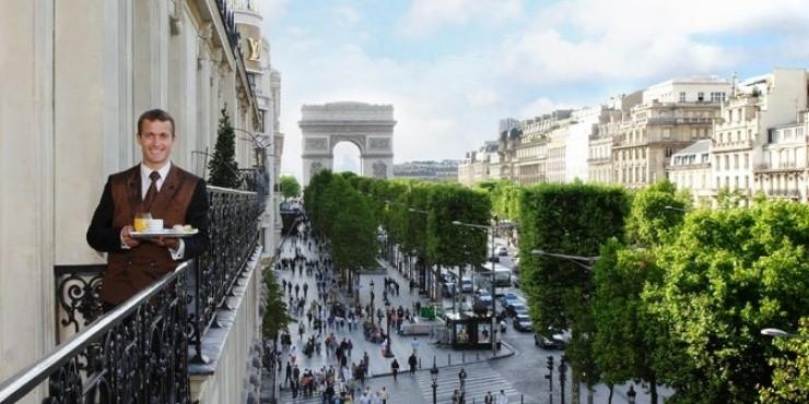 Жилье в Париже.