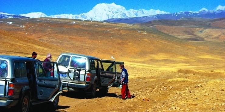 Тибет: дороги крыши Мира