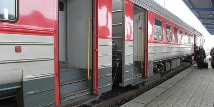 Поезда и железная дорога в Литве