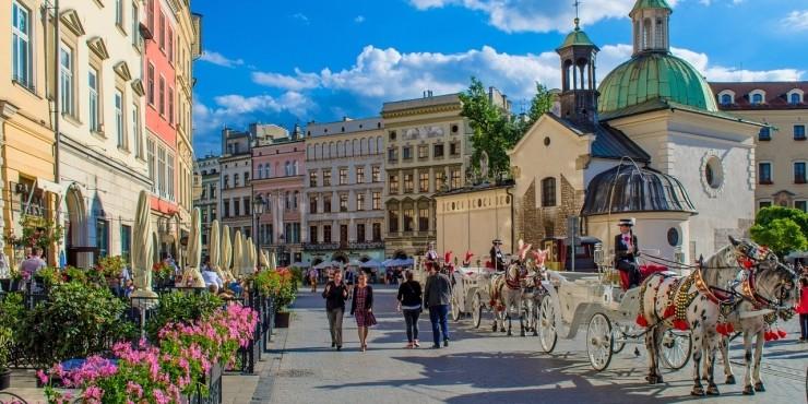 10 вещей, которые нужно сделать в Кракове