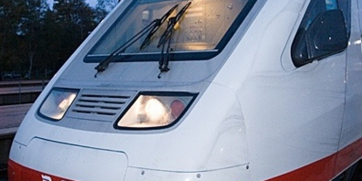 Железными дорогами Финляндии