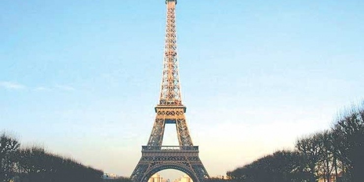 Распродажа Air France в Париж