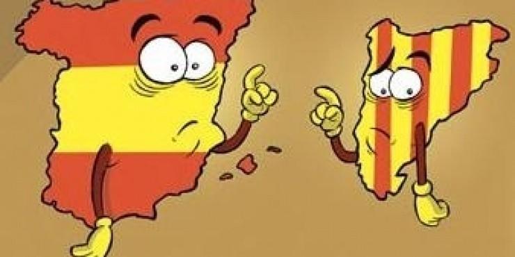 Это не Испания, это Каталония!