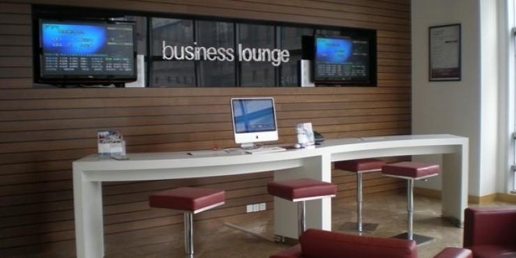 Бизнес-залы в аэропортах мира