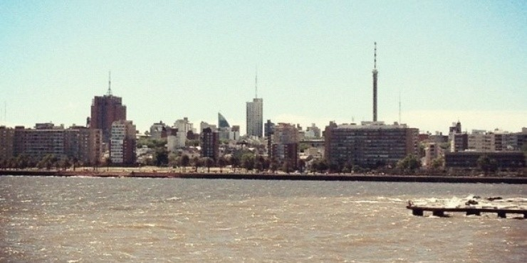 Уругвай, Монтевидео.