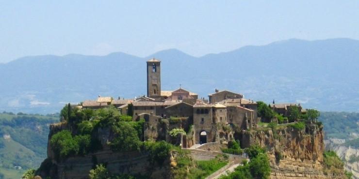 Самые красивые городки Италии