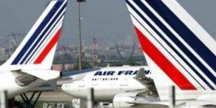 Распродажа AirFrance из Москвы и Санкт-Петербурга