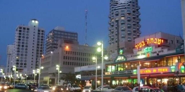 Распродажа Аэрофлота в Тель-Авив