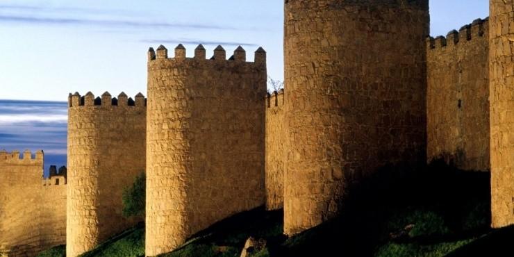 По городам Испании. Начало
