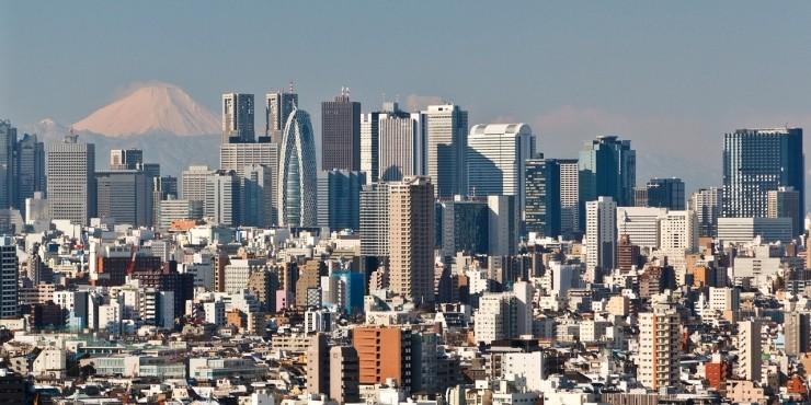 Крупнейшие города мира.