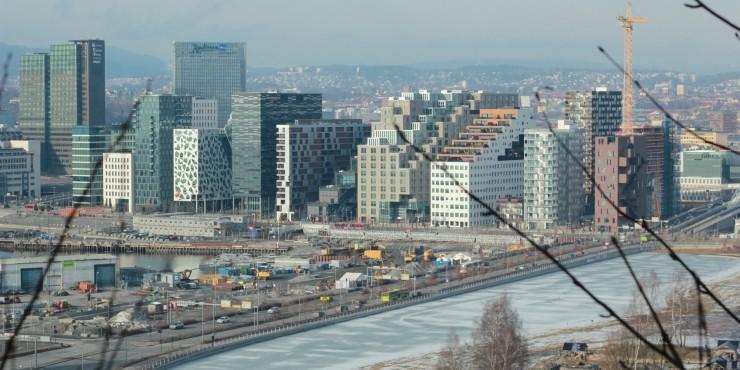 Enjoy Oslo (или Осло для людей)